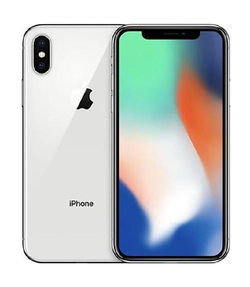 本体 白ロム iPhone Aランク エーユー 中古 au シルバー 安心保証 定番スタイル セール 特集 256G iPhoneX