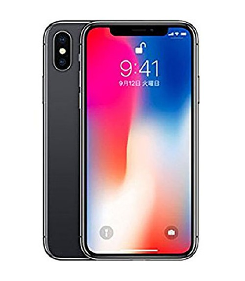 本体 結婚祝い 白ロム スマートフォン Bランク SIMフリー iPhone スペースグレイ iPhoneX SIMフリー 中古 新品未使用正規品 安心保証 256G