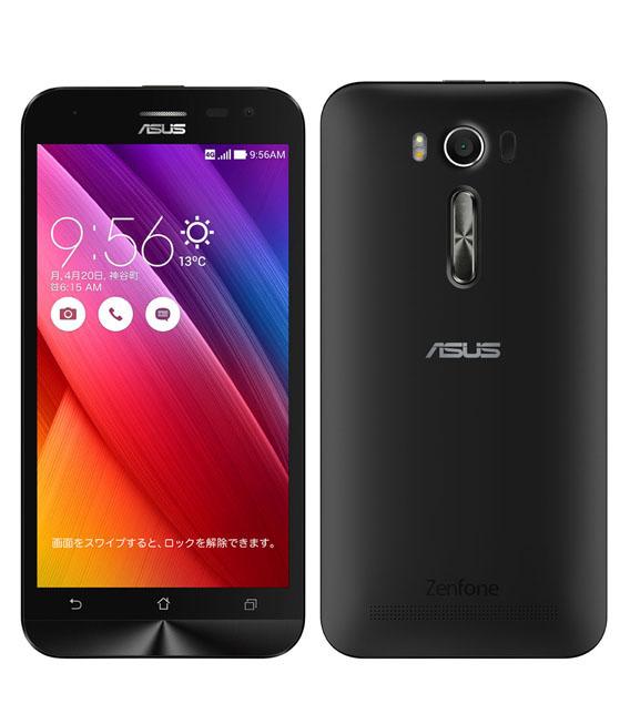 【カード+αで最大28倍】【中古】【安心保証】 SIMフリー ZenFone2Laser[16G] ブラック