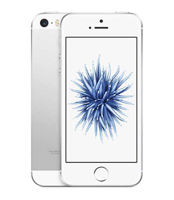 【中古】【安心保証】 Y!mobile iPhoneSE[32G] シルバー
