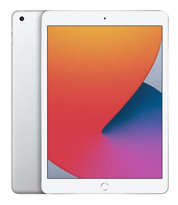 本体 白ロム iPad 捧呈 Aランク エーユー 中古 安心保証 第8世代 セルラー シルバー iPad au 10.2インチ 32GB 70%OFFアウトレット