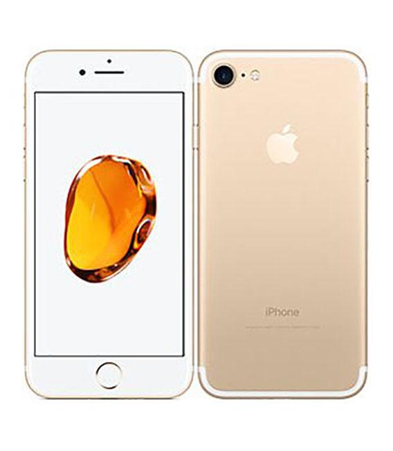 【お買い物マラソンポイント最大28倍】docomo iPhone7[128G] ゴールド【中古】【安心保証】