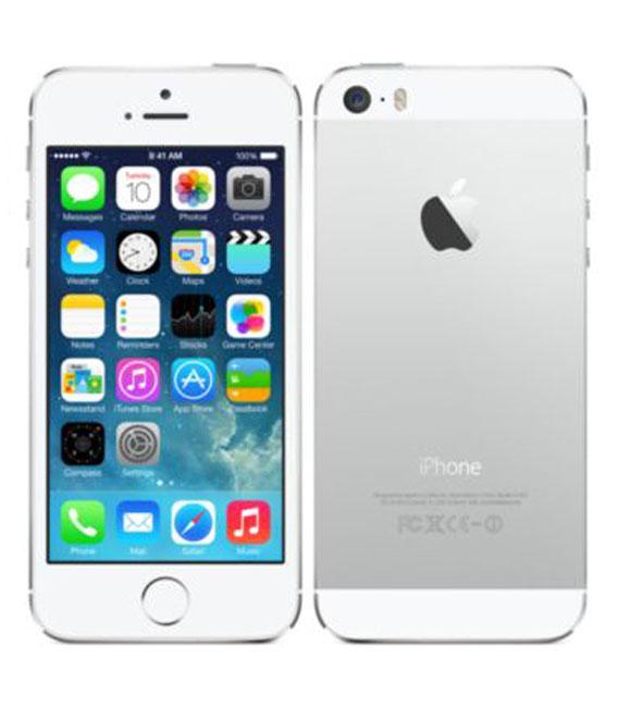 【中古】【安心保証】docomo iPhone5s[32G] シルバー