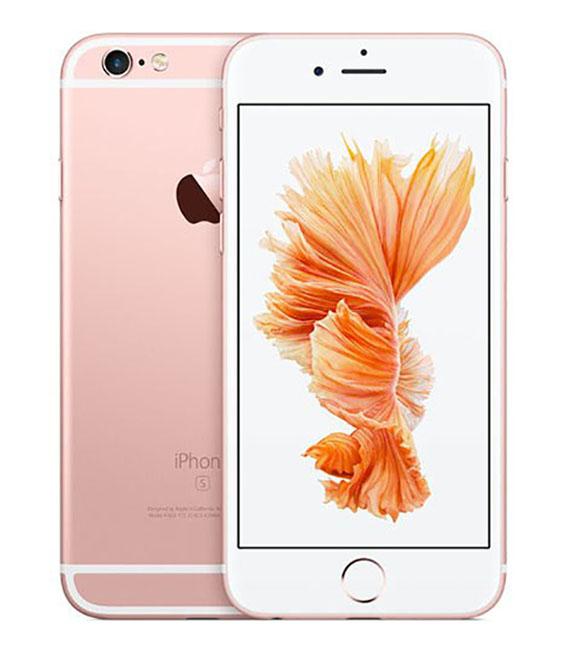 【中古】【安心保証】 SoftBank iPhone6s[32G] ローズゴールド SIMロック解除済