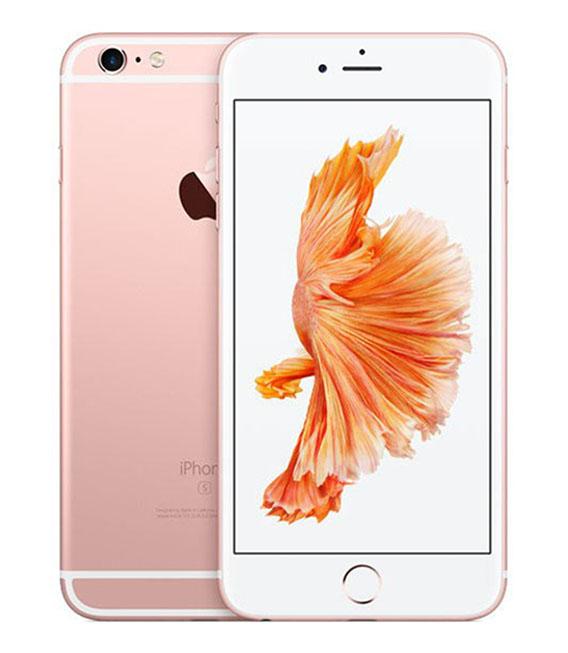 【中古】【安心保証】 docomo iPhone6sPlus[128G] ローズゴールド SIMロック解除済