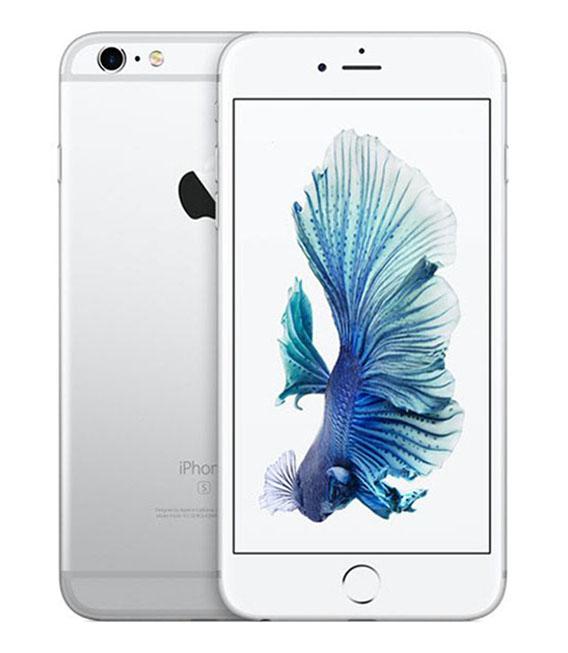 【中古】【安心保証】 SoftBank iPhone6sPlus 64GB シルバー SIMロック解除済