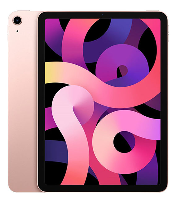 本体 大好評です 白ロム タブレット Aランク ソフトバンク iPad 中古 セルラー256G iPadAirー10.9 ファクトリーアウトレット 4 安心保証 SoftBank ローズ