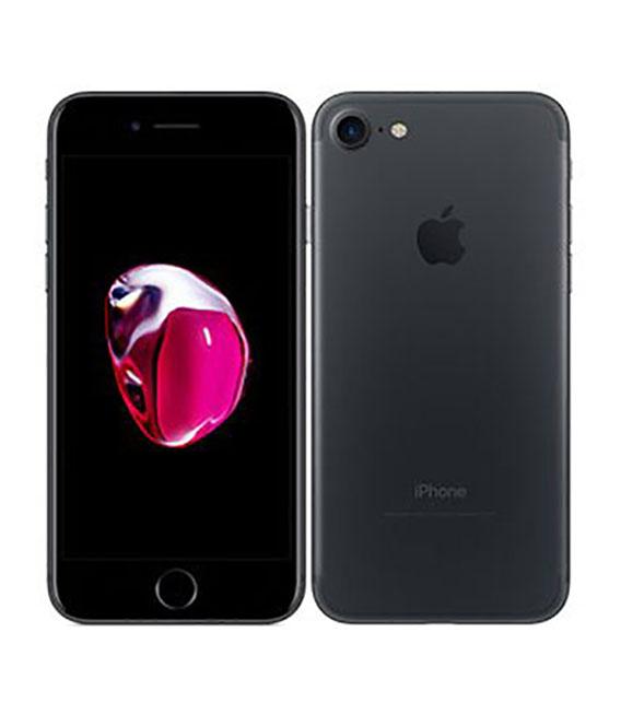 【1日限定ポイント10倍】【中古】【安心保証】 docomo iPhone7[256G] ブラック SIMロック解除済