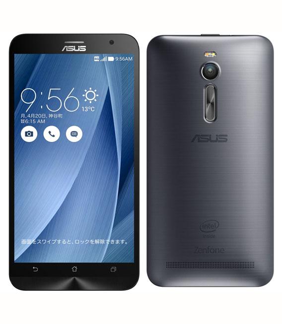 【中古】【安心保証】SIMフリー ZenFone2[64G4G] ハイ