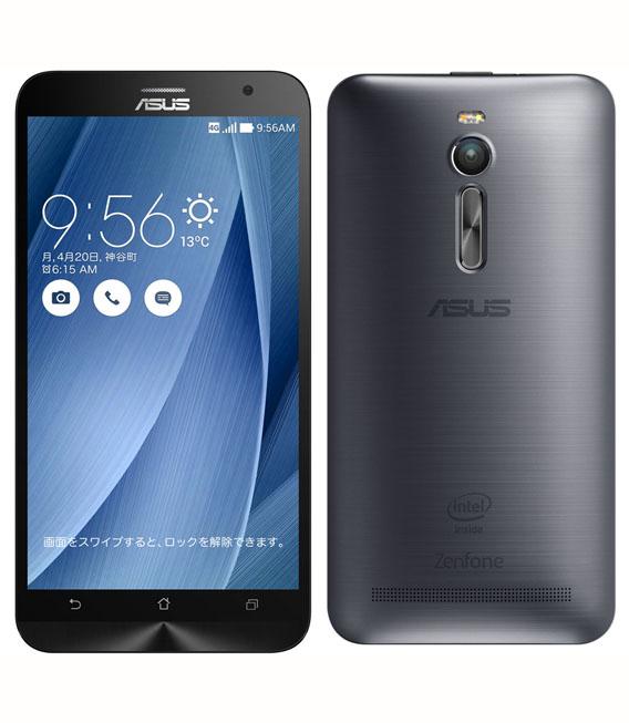 【中古】【安心保証】 SIMフリー ZenFone2[32G4G] ハイ