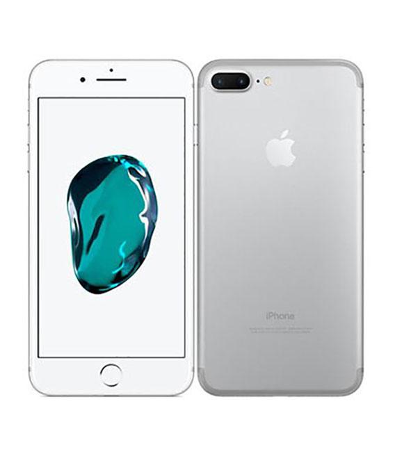 【中古】【安心保証】 docomo iPhone7Plus[32G] シルバー SIMロック解除済