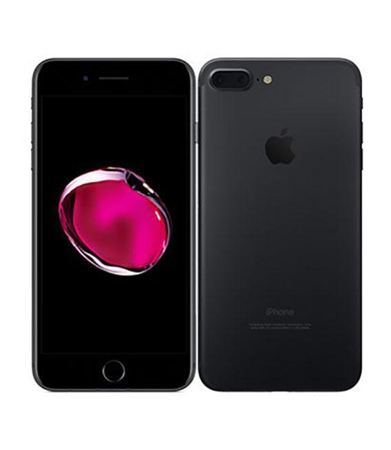 【中古】【安心保証】 docomo iPhone7Plus[128G] ブラック SIMロック解除済