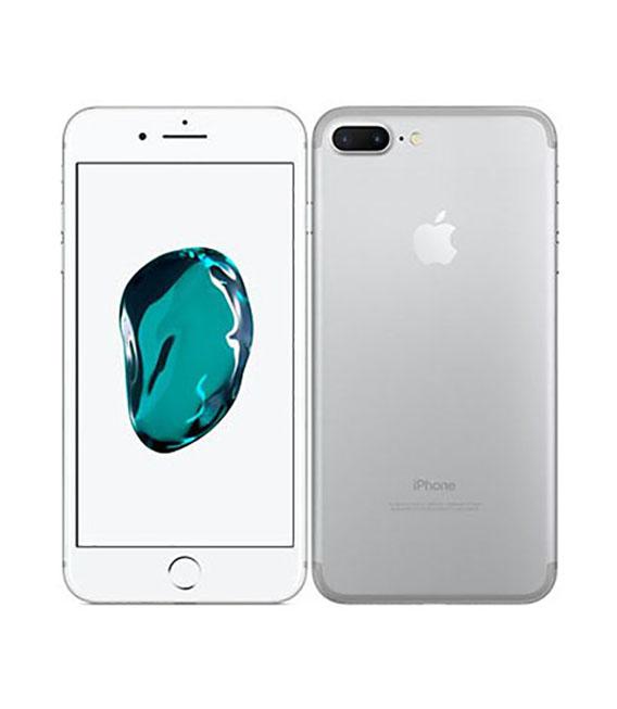 【中古】【安心保証】 docomo iPhone7Plus[128G] シルバー SIMロック解除済