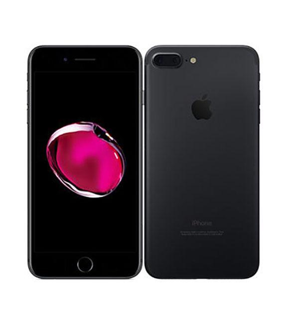 【中古】【安心保証】 SoftBank iPhone7Plus[32G] ブラック SIMロック解除済