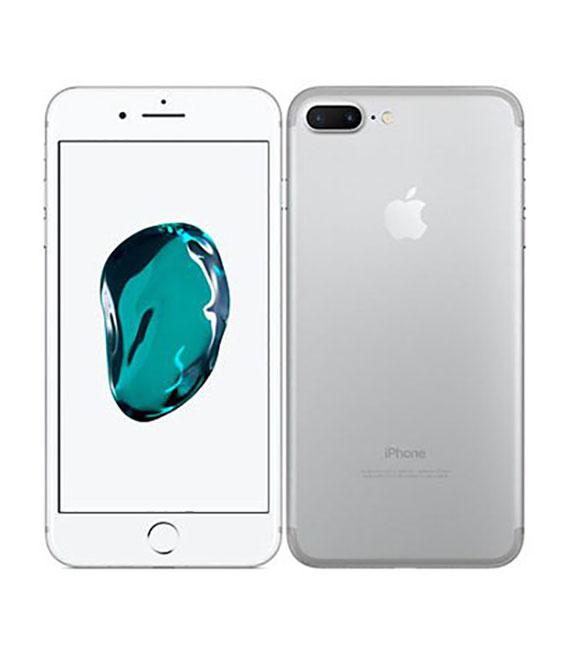 【中古】【安心保証】 SoftBank iPhone7Plus[256G] シルバー SIMロック解除済