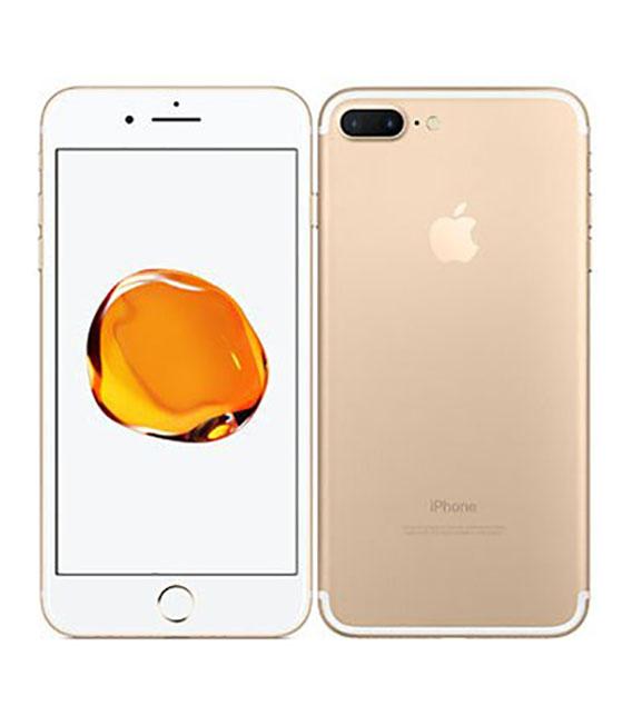 【安心保証】 SoftBank iPhone7Plus[128G] ゴールド SIMロック解除済:ゲオモバイル