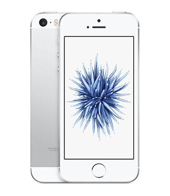 【中古】【安心保証】docomo iPhoneSE[16G] シルバー SIMロック解除済