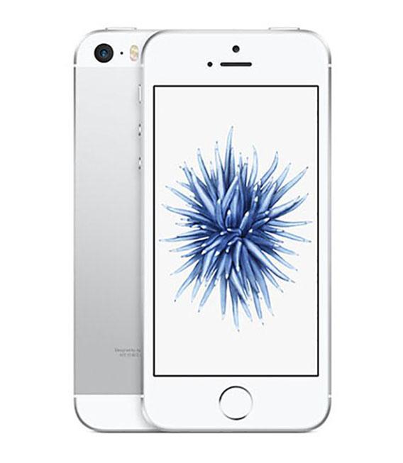 【中古】【安心保証】 docomo iPhoneSE[128G] シルバー SIMロック解除済