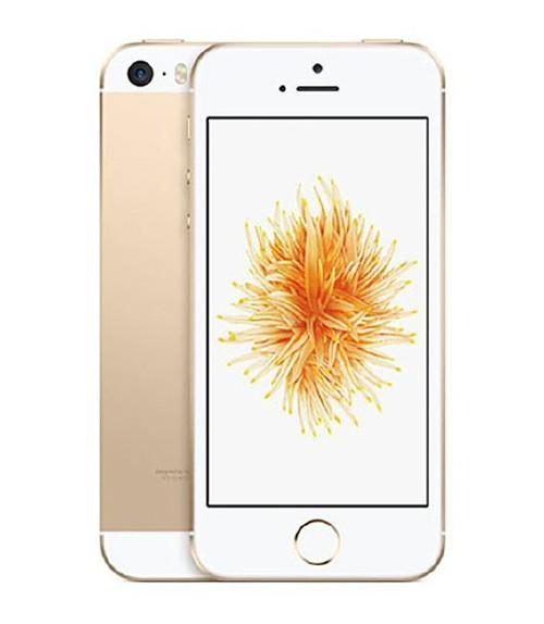 【カード+αで最大28倍】【中古】【安心保証】 au iPhoneSE[64GB] ゴール