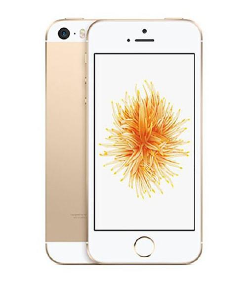 【中古】【安心保証】 au iPhoneSE[32G] ゴールド