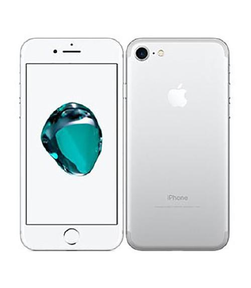 【中古】【安心保証】au iPhone7[32G] シルバー