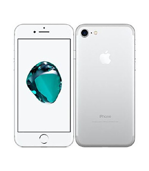 【1日限定ポイント10倍】【中古】【安心保証】 au iPhone7[256G] シルバー
