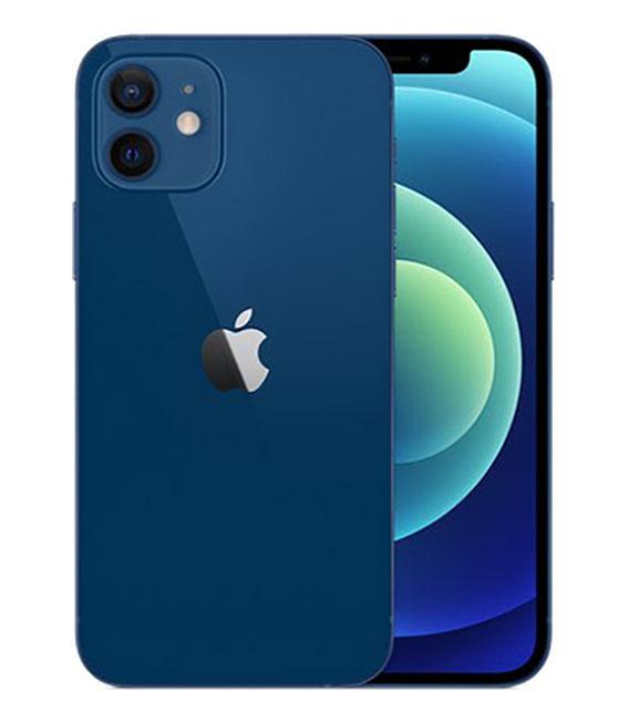 本体 白ロム iPhone Aランク エーユー 中古 毎日激安特売で 営業中です 高品質新品 iPhone12 MGHR3J ブルー 安心保証 64GB au