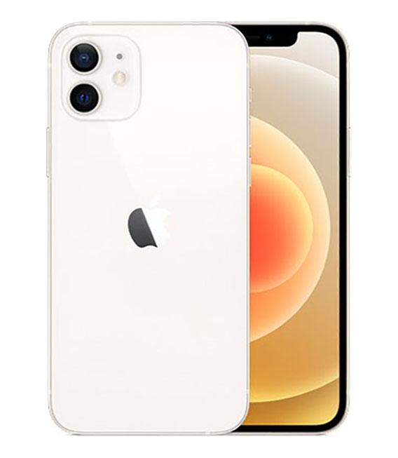 本体 白ロム 格安 iPhone Aランク エーユー 中古 MGHP3J au 安心保証 iPhone12 海外限定 ホワイト 64GB