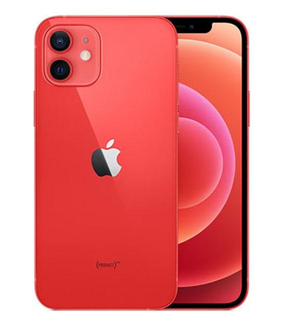 【中古】【安心保証】 iPhone12[128GB] au MGHW3J PRODUCTRED