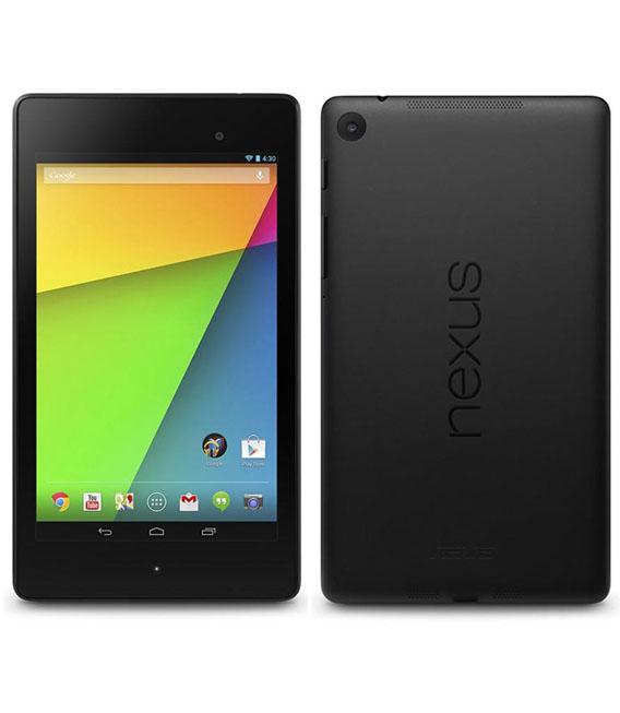 【中古】【安心保証】 Nexus7_2013[LTE32GB] ブラック
