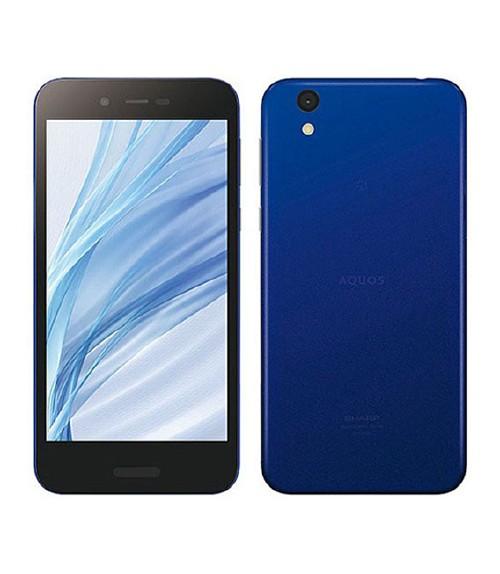 【中古】【安心保証】 SIMフリー SH-M05 ブルー