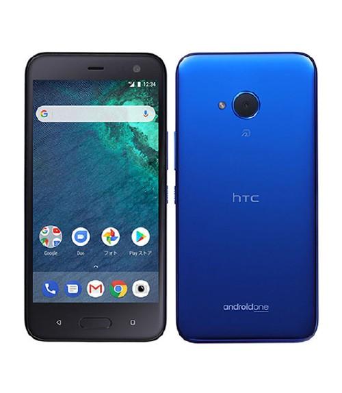 【中古】【安心保証】 Y!mobile Android One X2 サファイアブルー