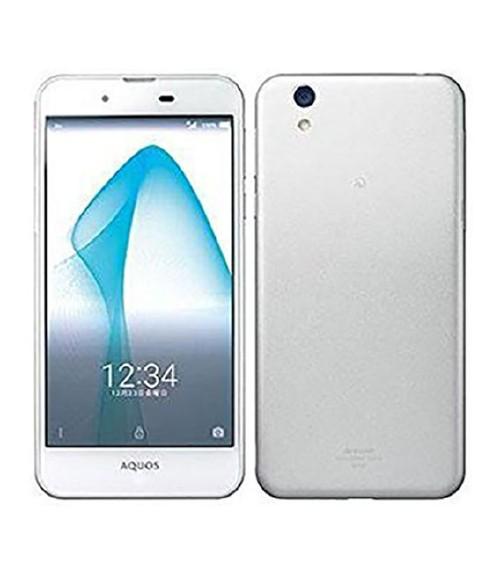 【中古】【安心保証】 SIMフリー SH-L02 ホワイト