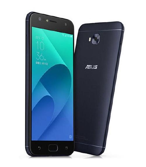 【中古】【安心保証】 SIMフリー ZenFone4Selfie[64G] ブラック