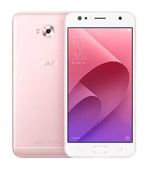 【中古】【安心保証】SIMフリー ZenFone4Selfie[64G] ピンク