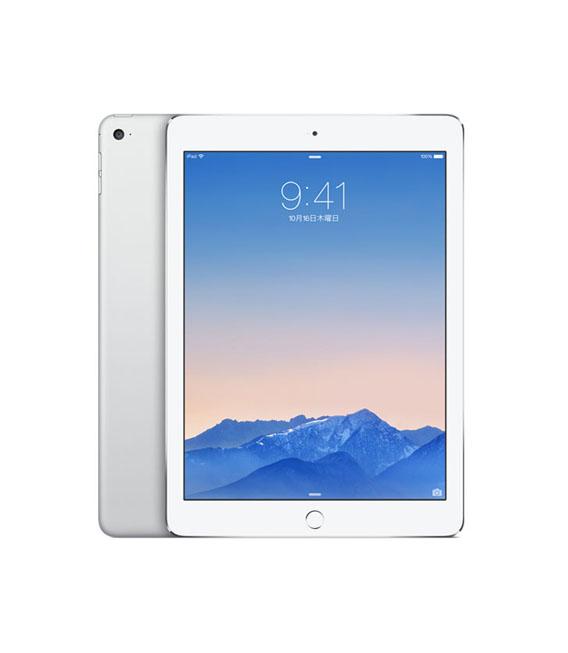 【中古】【安心保証】 iPadAir2_6[WiFi16GB] シルバー