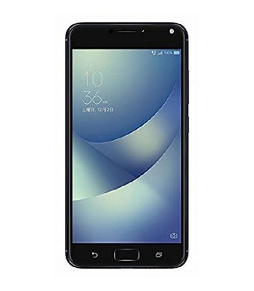 【中古】【安心保証】 SIMフリー ZenFone4MaxPro[32G] ブラック