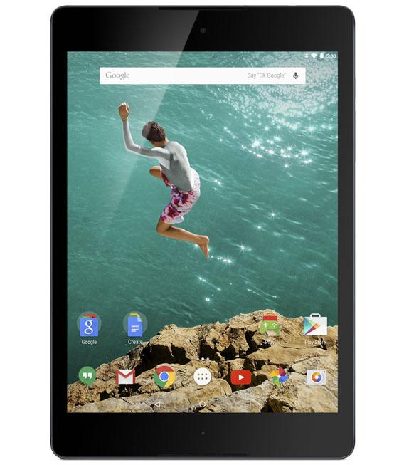【中古】【安心保証】SIMフリー Nexus9[SIM32G] ブラック