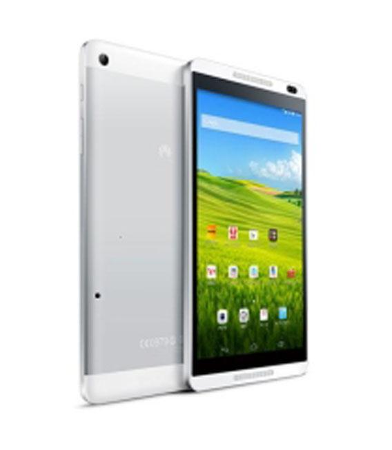 【25日限定P10倍】【中古】【安心保証】 Y!mobile MediaPad M1 8.0 シルバー