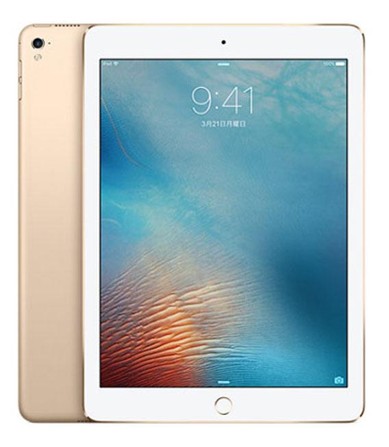 新作からSALEアイテム等お得な商品満載 本体 即日出荷 白ロム iPad Aランク WI-FIモデル 中古 安心保証 iPadPro 第1世代 ゴールド 128GB Wi-Fiモデル 9.7インチ