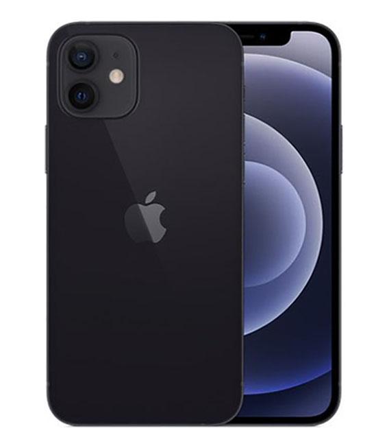 【中古】【安心保証】 iPhone12[128GB] SIMロック解除 docomo ブラック