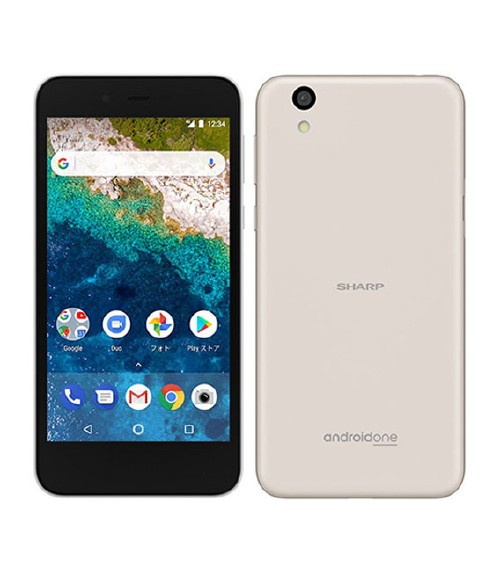 【中古】【安心保証】 Y!mobile Android One S3 ホワイト