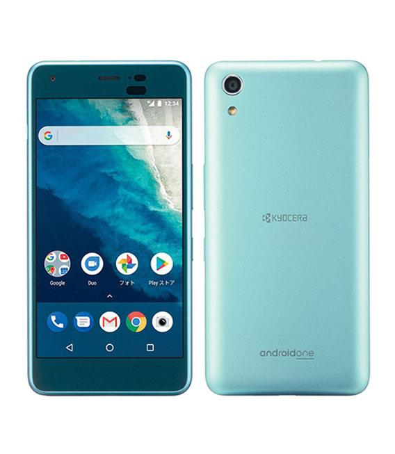 【中古】【安心保証】 Y!mobile Android One S4 ライトブルー