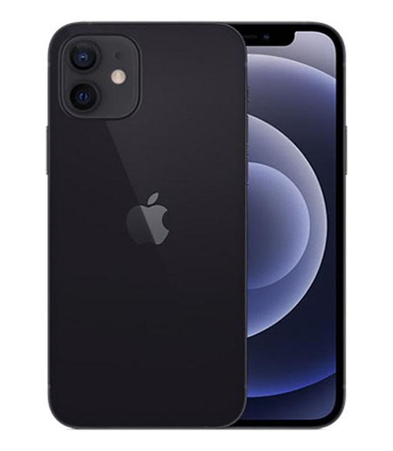 本体 白ロム iPhone Aランク ソフトバンク 中古 安心保証 SoftBank iPhone12 SIMロック解除 ブラック 70%OFFアウトレット 本物 128GB