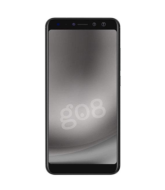 【中古】【安心保証】 SIMフリー g08 ブラック