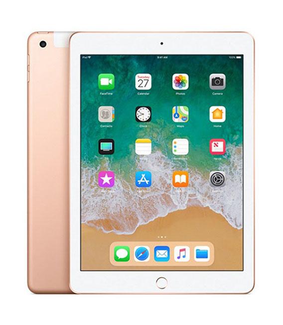 本体 白ロム iPad Aランク ソフトバンク 中古 安心保証 SoftBank セルラー 年間定番 iPad ゴールド 第6世代 9.7インチ 直営限定アウトレット 128GB