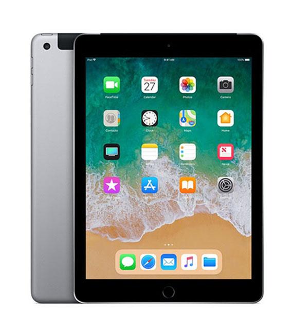 【安心保証】 au iPad-9.7_6[セルラー32G] グレイ:ゲオモバイル