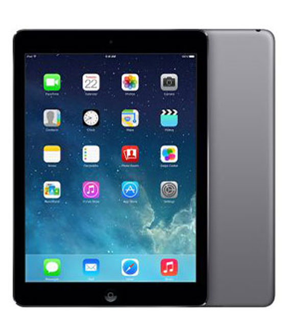 【中古】【安心保証】iPadAir 1[64G] グレイ