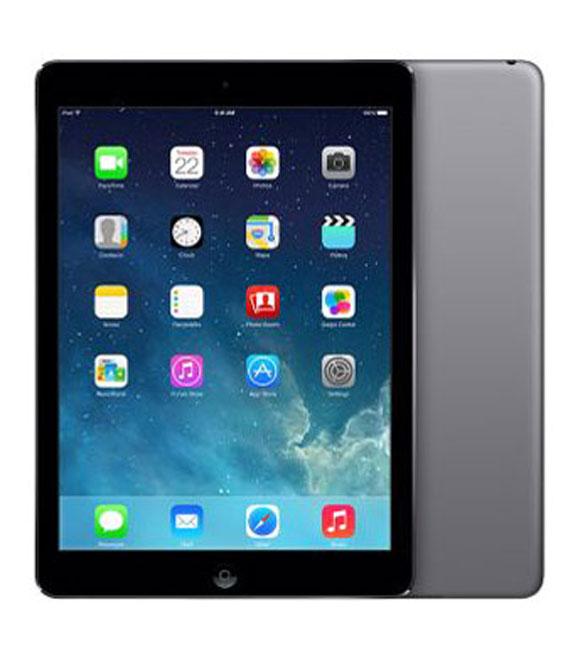 【中古】【安心保証】iPadAir 1[128G] グレイ