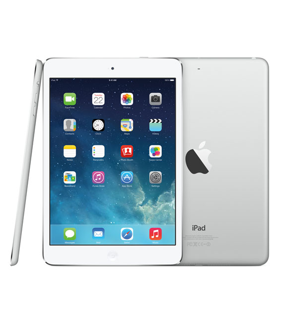【中古】【安心保証】 iPadmini2[セルラー16G] シルバー
